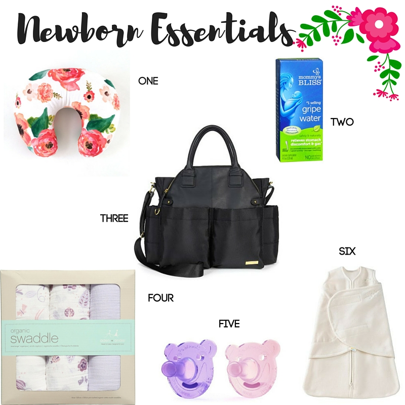 Newborn Essentials (2)