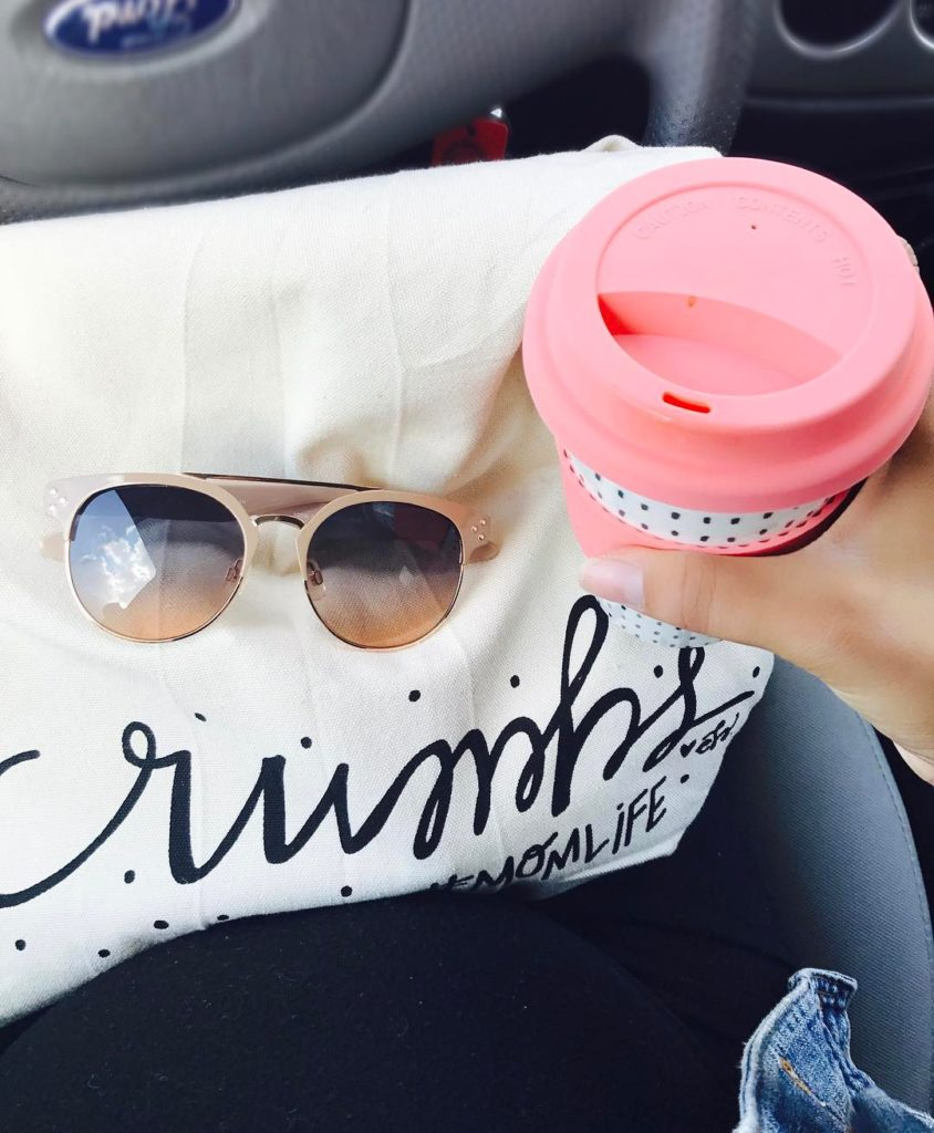 crumbs momlife this bag accurately explains like with a toddlerhellip